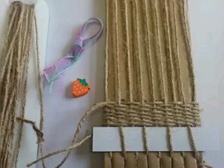 輪織りミニ教室